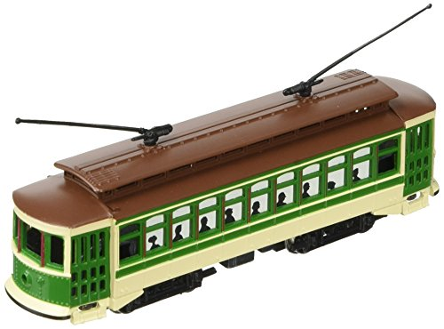 Bachmann Brill Trolley - Green - N Scale
