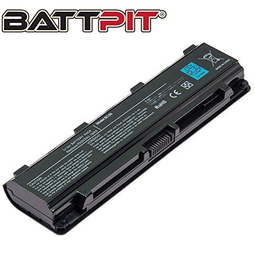 BattpitTM Laptop/Notebook Battery for Toshiba Satellite P855-S5200 Satellite P855-345 Satellite P855-347 Satellite P855-S5102 Satellite P855-34P (4400 mAh / 48Wh) (Battery Toshiba Satellite S855)