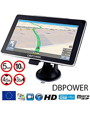 GPS DBPOWER-772 de 7