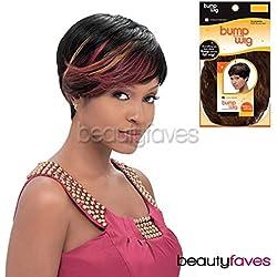 Sensationnel Pre-Bumped 100% Human Hair Wig - FAB FRINGE (M51)