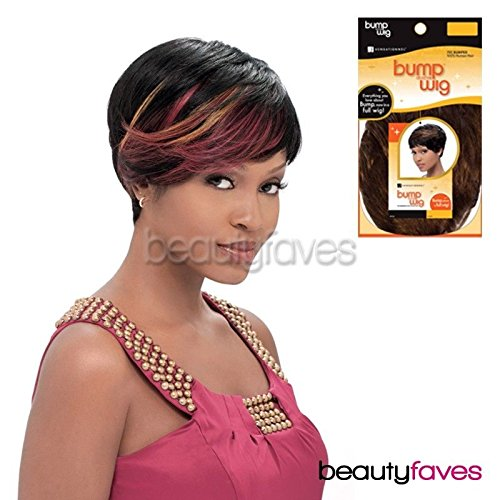 Sensationnel Pre-Bumped 100% Human Hair Wig - FAB FRINGE (M44)