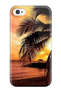 New Style Jill Kogan Hard Case Cover For Iphone 6 4.7- Beach