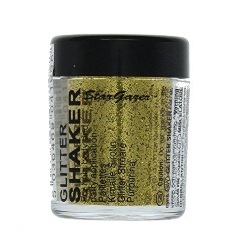 Jack Sparrow Makeup (Stargazer Glitter Shaker,)