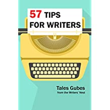57 tips for writers (English Edition)