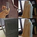 2 Pcs of Cat Couch Plastic Protectors Vinyl Scratch
