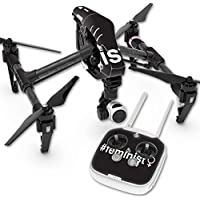 Skin For DJI Inspire 1 Quadcopter Drone – Feminist | MightySkins Protective, Durable, and Unique Vinyl Decal wrap cover | Easy To Apply, Remove, and Change Styles | Made in the USA
