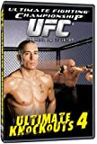UFC Ultimate Knockouts, Vol. 4
