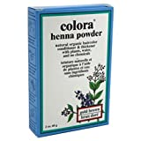 Colora Henna Powder Hair Color Gold Brown 2oz (6 Pack)