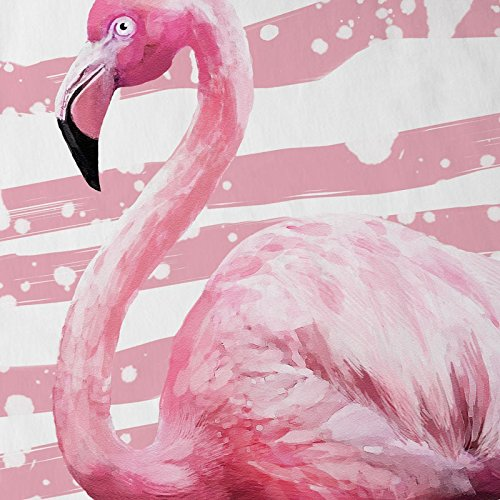 style3 Pink Power Herren Tank Top flamingo strand urlaub