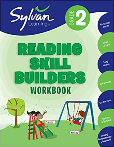 and Tips to Help You Catch Up 2nd Grade Reading Skill Builders Workbook: Activities Keep Up and Get Ahead Exercises