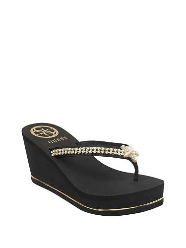 Guess Roxxie Sandals Color Black  Women