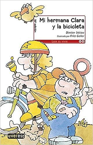 Mi Hermana Clara y la Bicicleta (Leer es vivir): Amazon.es: Inkiow ...