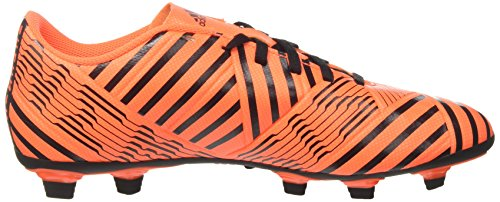 Black Fútbol FxG Zapatillas Multicolor de Hombre Adidas Core para Nemeziz 4 Orange Solar 17 aOxwT6qY