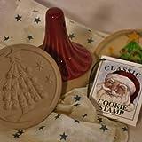 Brown Bag Tree Cookie Stamp - Christmas Series