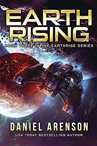 book cover of Earth Rising