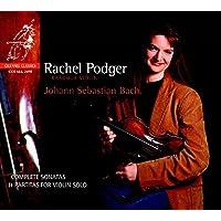 Bach: Complete Sonatas and Partitas for Violin Solo