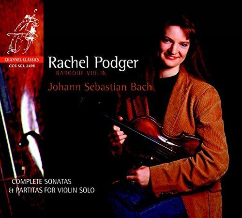 Bach: Complete Sonatas & Partitas for Violin Solo