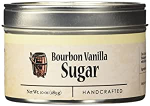 Bourbon Vanilla Sugar, 10 Oz