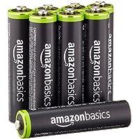 AmazonBasics AAA Rechargeable Batteries (8-Pack)...