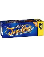 McVitie de ursprungliga 10 Jaffa Cakes (förpackning med 12 x 122 g)