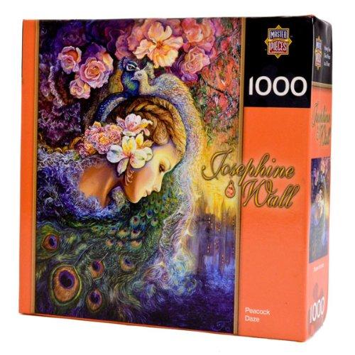 Masterpieces Josephine Wall Peacock Daze Puzzle