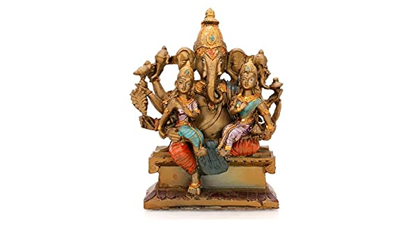 AapnoCraft - Estatua de Ganesha con Texto en inglés Hindu Success ...