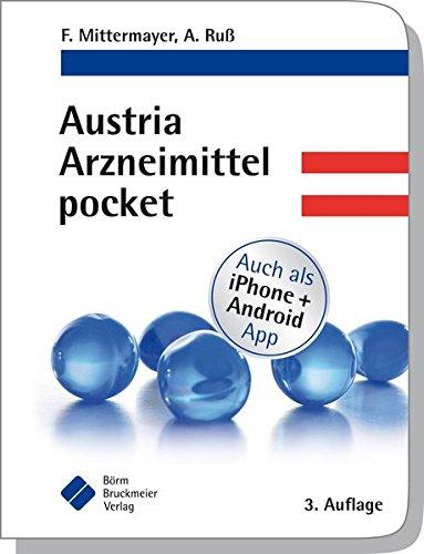 Austria Arzneimittel pocket (pockets)