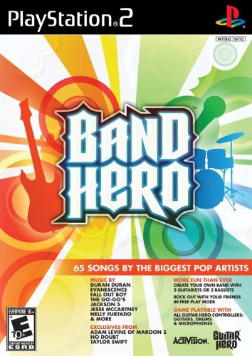 Best band hero ps2