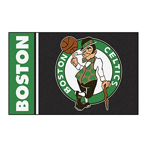 FANMATS 17904 NBA Boston Celtics Uniform Inspired Starter Rug (Starter Nba)