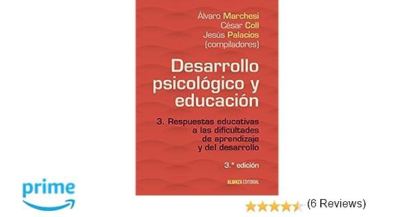 Desarrollo psicológico y educación: 3. Respuestas educativas ...