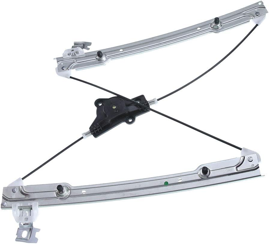 Front Left Driver Side Power Window Regulator without Motor for 2004-2008 Nissan Maxima Sedan