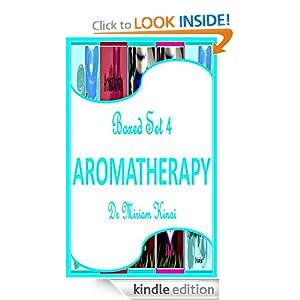 Boxed Set 4 Aromatherapy Miriam Kinai