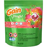 Gain flings! Tropical Sunrise Laundry Detergent Pacs, Regular washer and HE compatible, 16 count, 13 oz