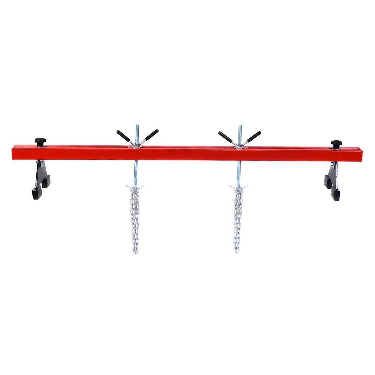 Tooljoys Engine Load Leveler 1100lbs Capacity Support Bar Transmission w/Dual Hook