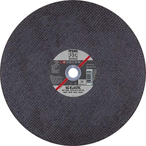 PFERD 66117 16'' x 5/32'' Stationary Wheel, 1'' AH A-SG Heavy Duty (10 Pack)