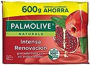 Palmolive Naturals Jabón corporal en barra Granada 4x150 gr