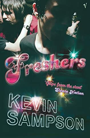 book cover of Freshers