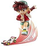 Megahouse Bakusou Kyoudai Let's & Go!!: Retsu Seiba & Sonic Saber GEM Series PVC Figure
