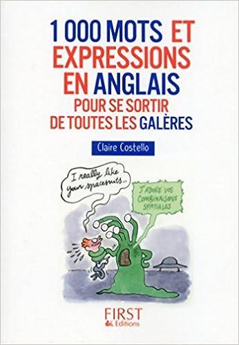 Petit Livre De 1000 Mots Et Expressions En Anglais Pour Se