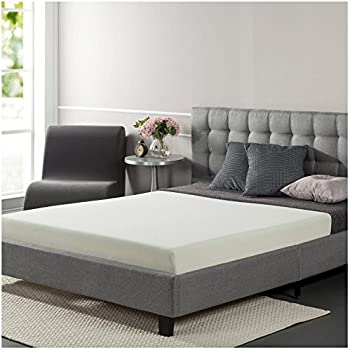 Zinus Sleep Master Ultima Comfort Memory Foam 6 Inch Mattress  Full. Amazon com  Zinus Memory Foam 6 Inch Green Tea Mattress  Full