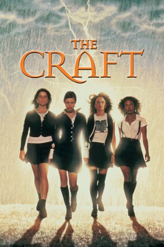 October Halloween Crafts (The Craft)