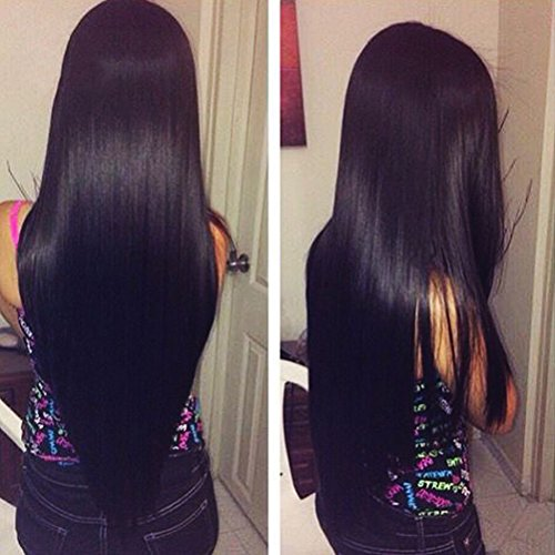 Shireen Brazilian Straight Hair 4 Bundles Grade 8A 100%