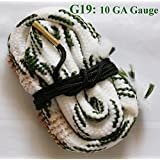 New Bore Snake Cleaning Boresnake Shotgun Barrel Cleaner for 10 GA Gauge Hunting