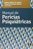 capa de Manual de Perícias Psiquiátricas