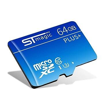 LQNCK Tarjeta de Memoria Micro SD de 32G Grabadora de ...