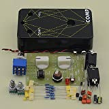 Please note- This Kit includes - 1-Ready To Solder Compressor PCB 2-All the required components to build this Kit. 3-Custom designed heavy duty enclosure,Pre drilled and powder coated