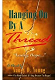 hanging on by a thread losing hope