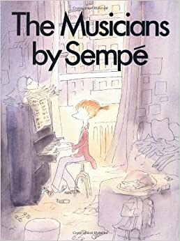 The Musicians by Jean-Jacques Sempe (1987-01-09)