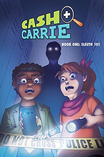 Download PDF Cash & Carrie Vol. 1 - Sleuth 101