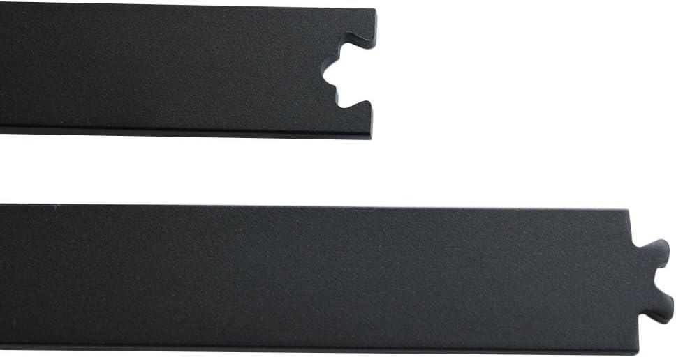 ELEPAWL 5 Ft Sliding Barn Door Hardware Basic Sliding Track Hardware Kit
